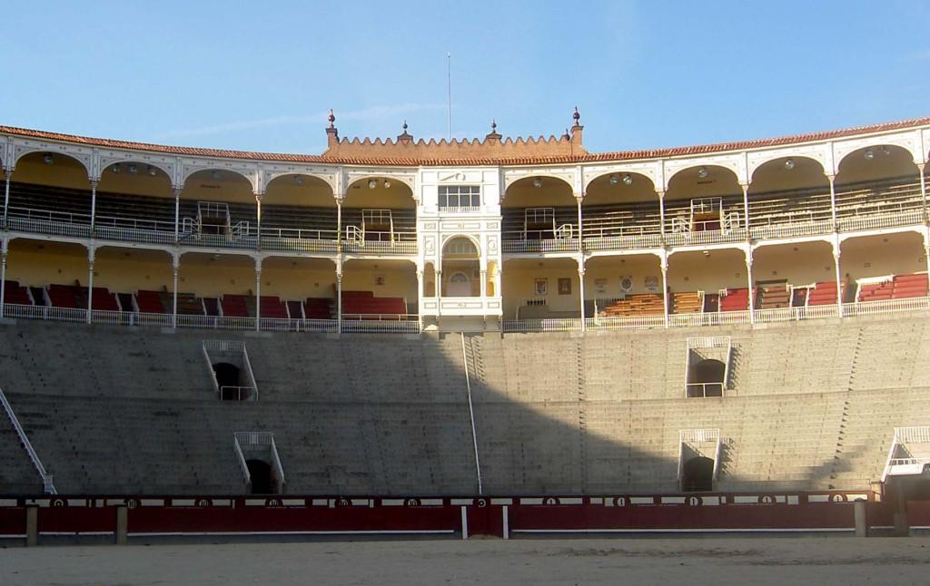Plaza de touros de Madri