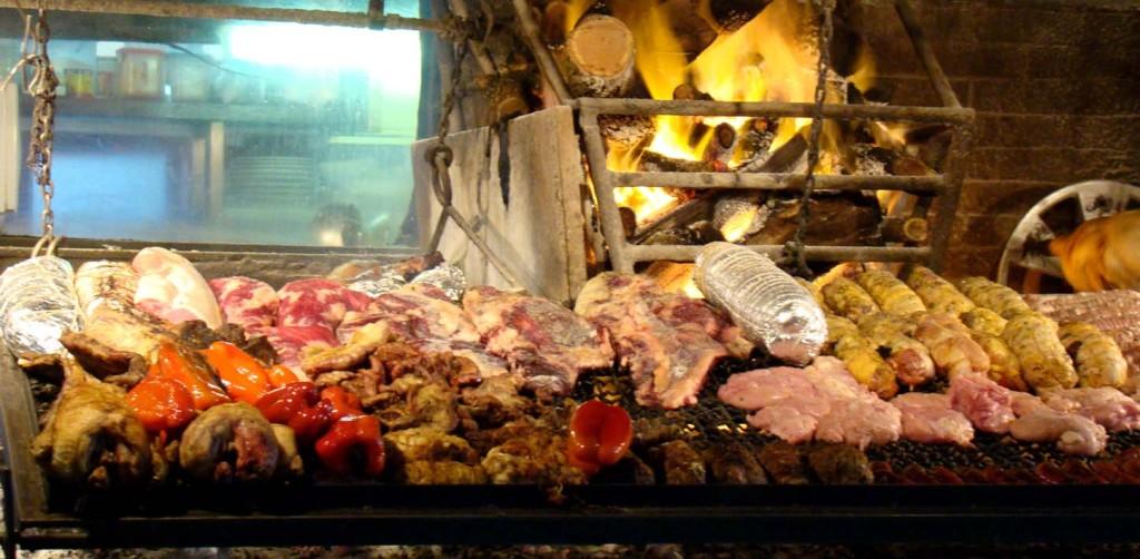 Tradicional Parillada Uruguaia - Mercado do Porto