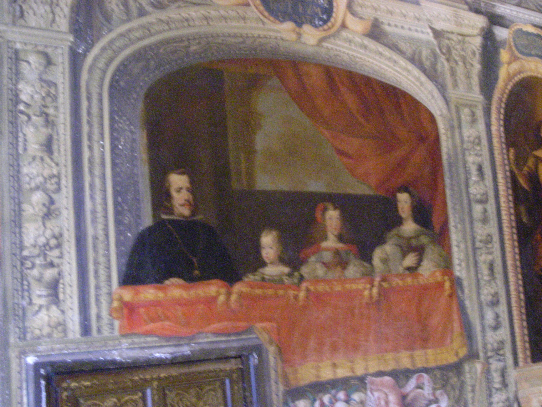 Pintura - Monasterio Descalzas Reales