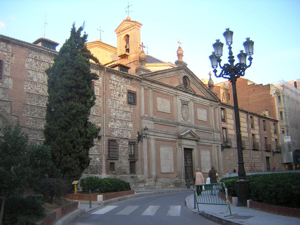 Monastério das Descalzas Reales - Madri