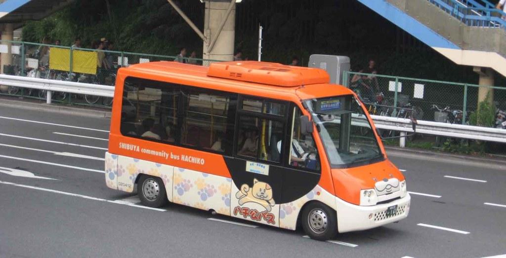 Ônibus Hachiko