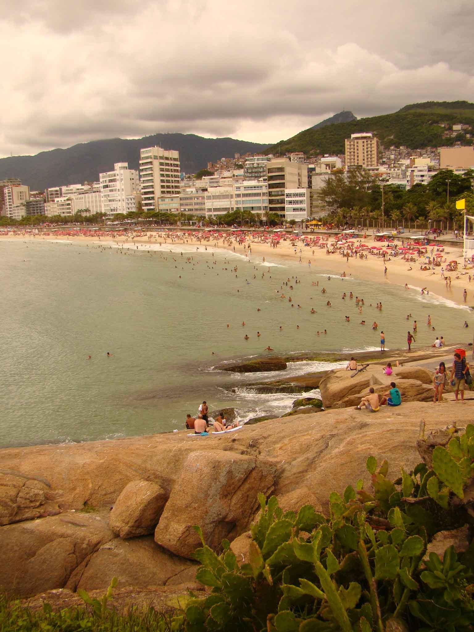 Praia Rio de Janeiro - Arpoador