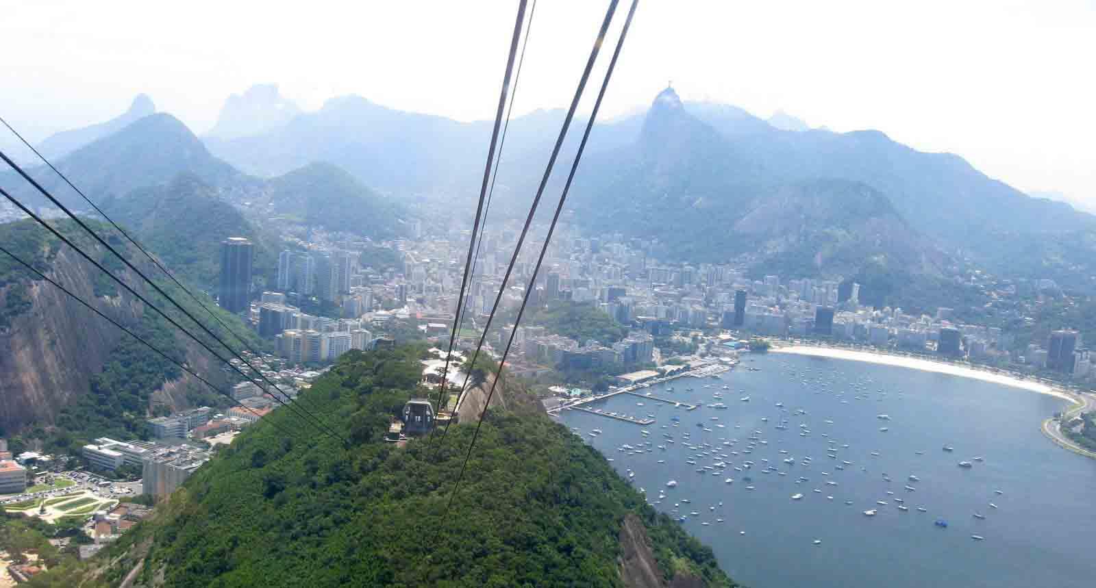 O que fazer no Rio de Janeiro - Bondinho - cenário