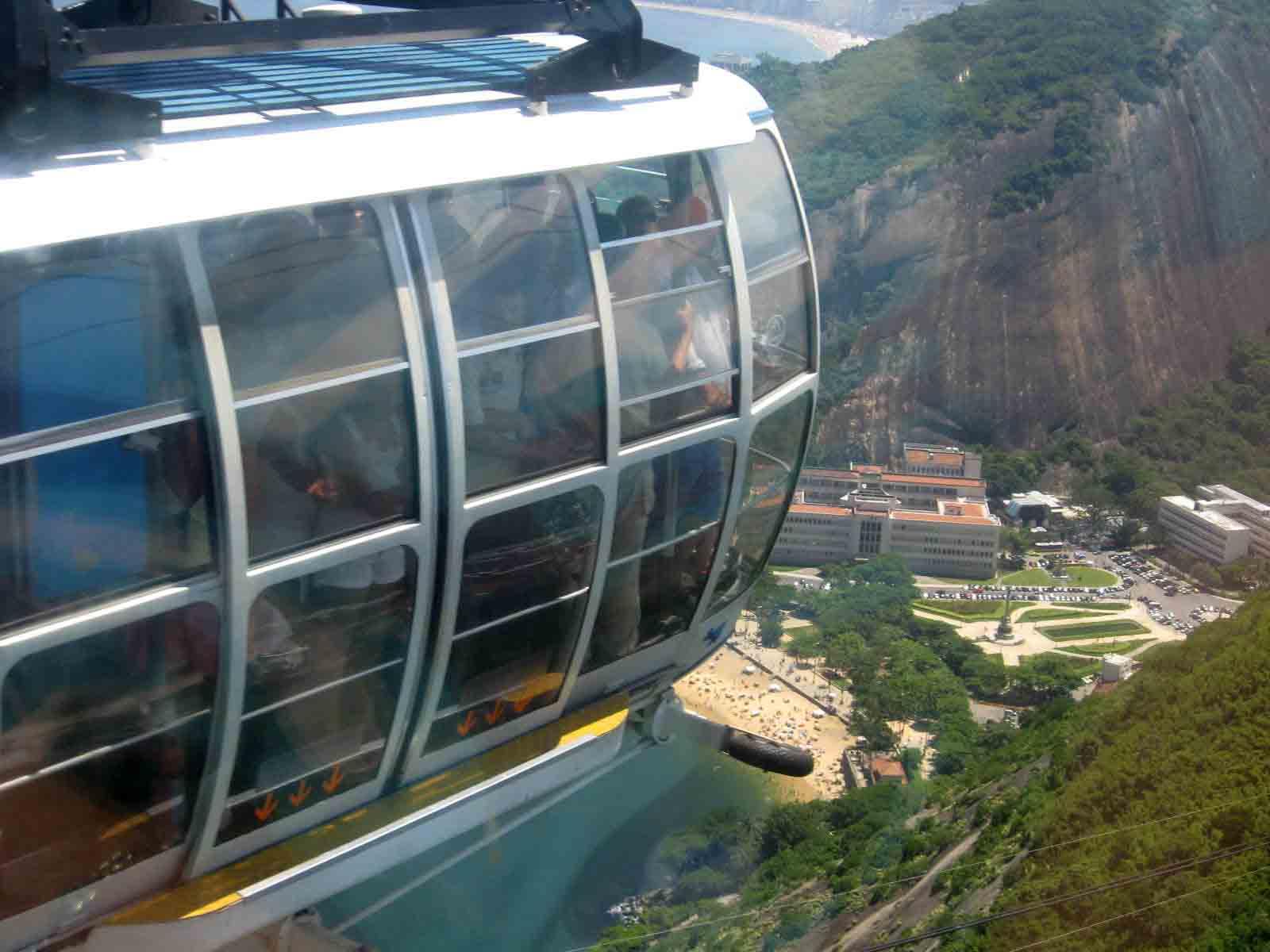 O que fazer no Rio de Janeiro - Bondinho
