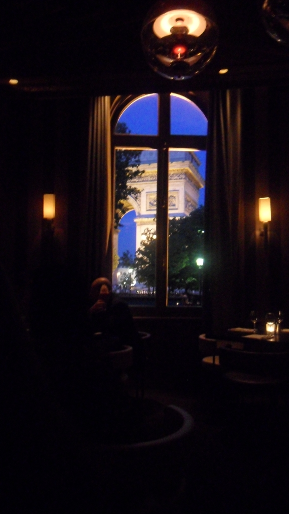 Restaurante L'Arch - PAris