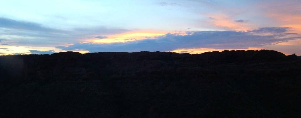Kings Canyon Australiano