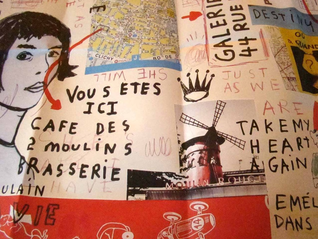 Café de 2 Moulins - Paris