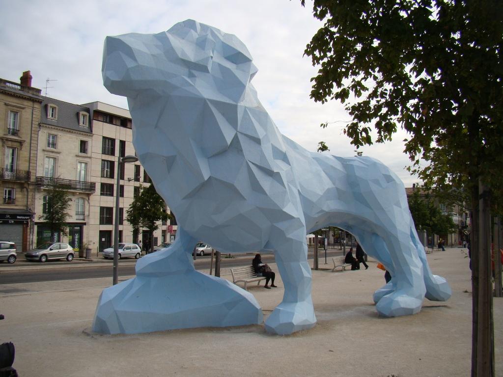 Leão em Stalingrad - Bordeaux