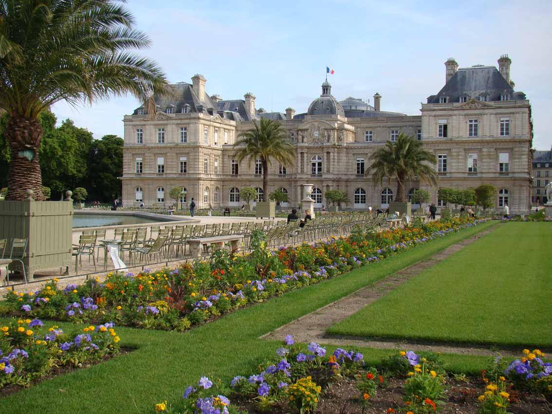 os jardins de luxemburgo meu lugar preferido em paris