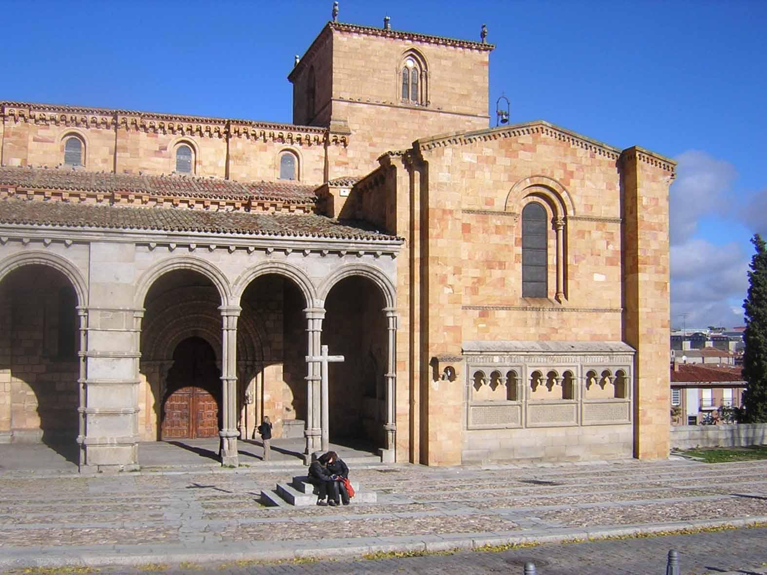 Basílica de São Vicente – Ávila
