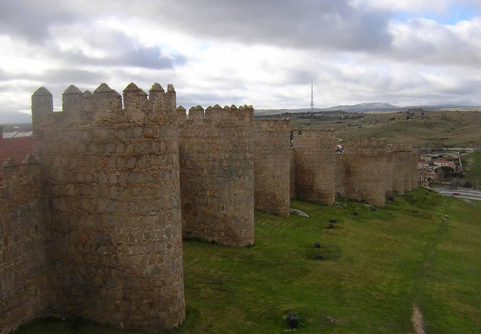 Muralha de Ávila