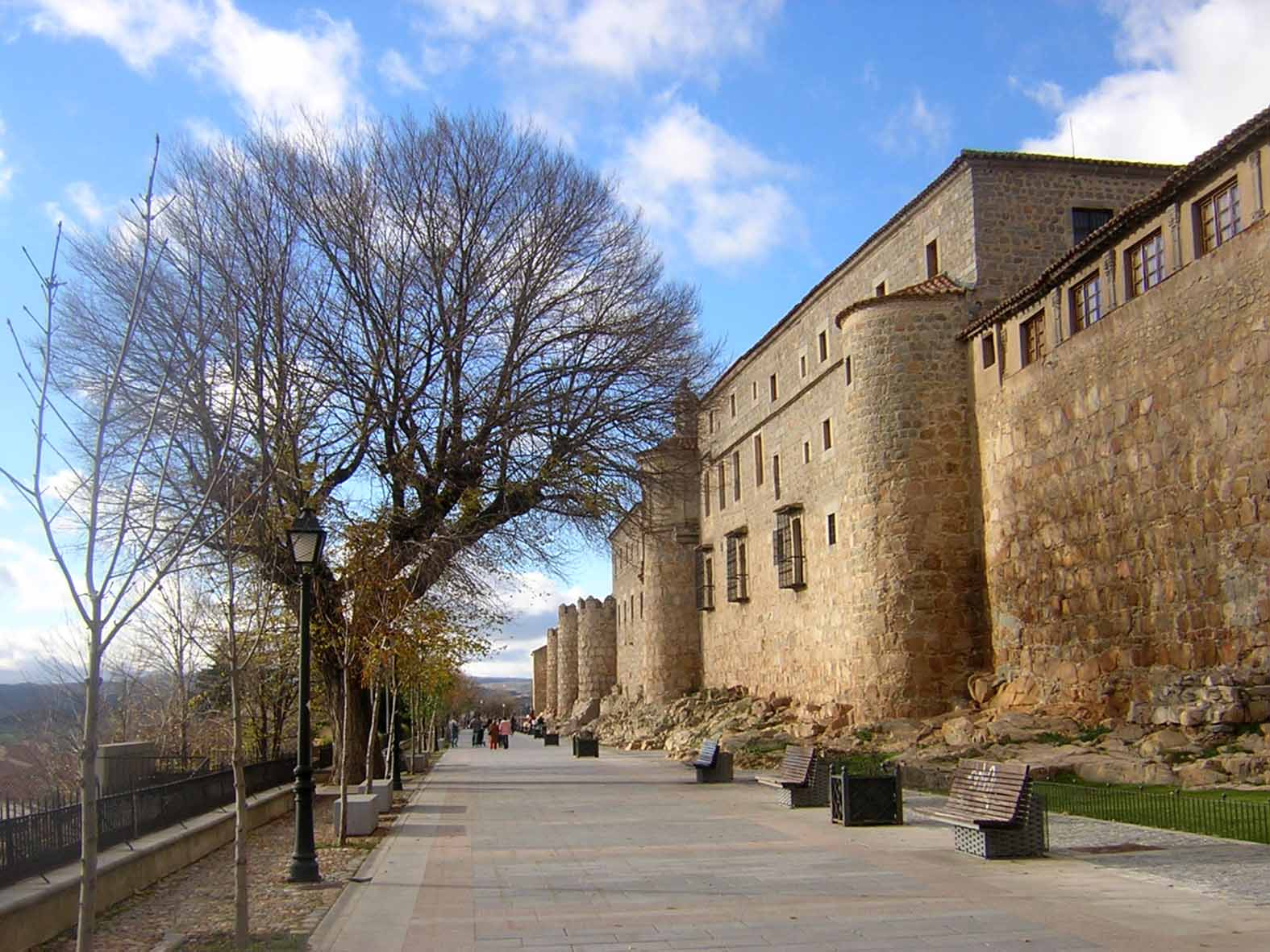 Muralha de Ávila, Espanha