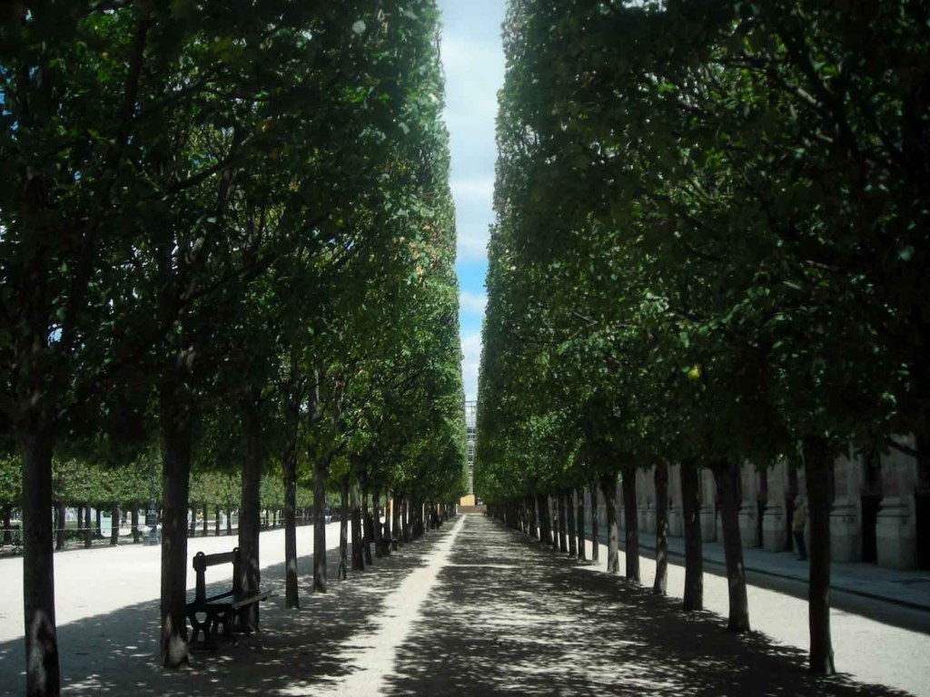 Jardins - Palais Royal