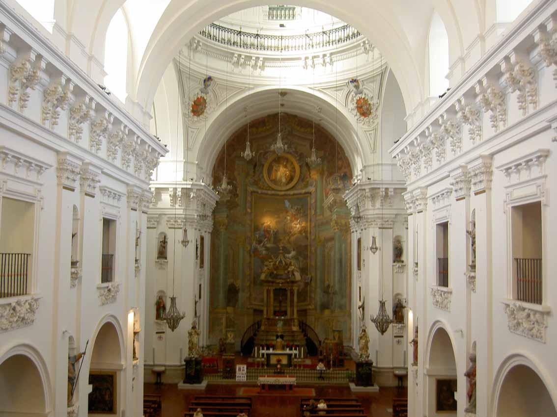 igreja dos Jesuitas - Toledo