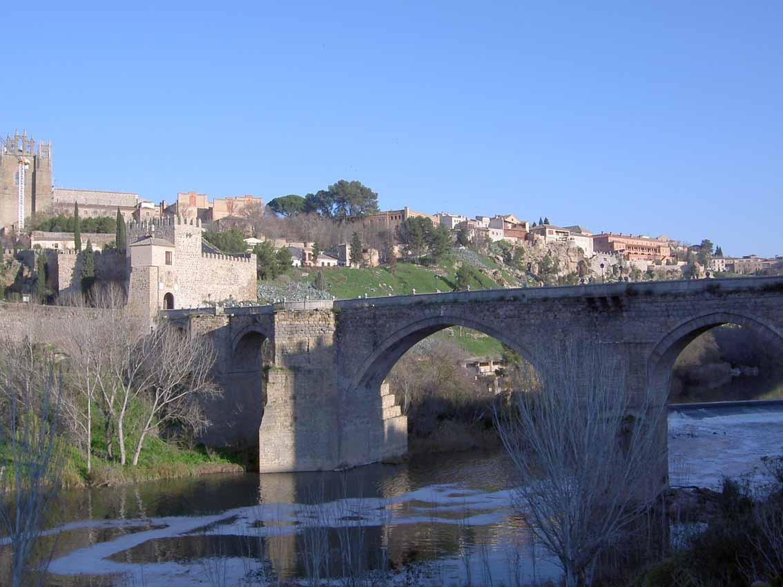 Bajada de San Martin - Toledo