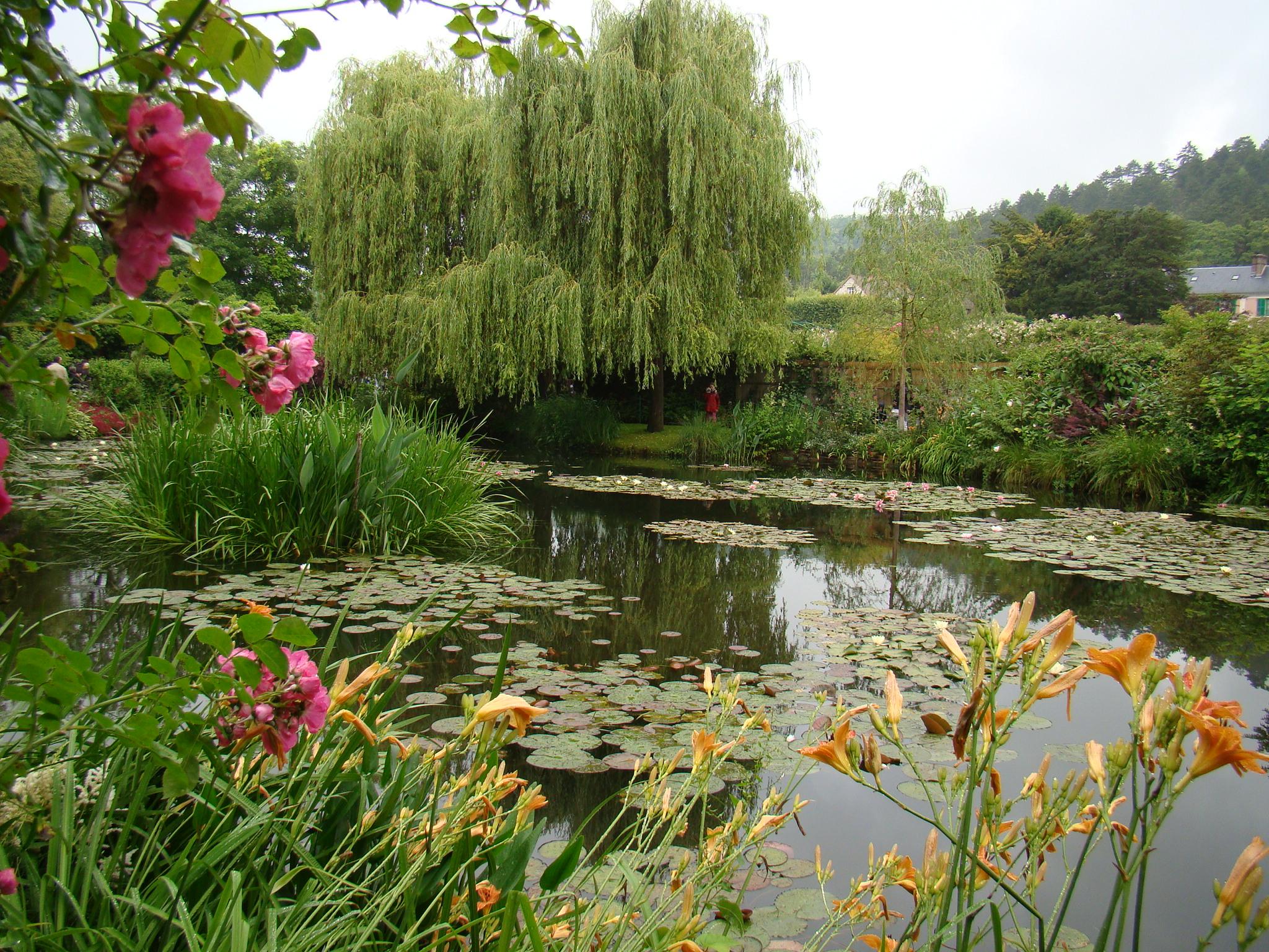 A casa de Monet em Giverny