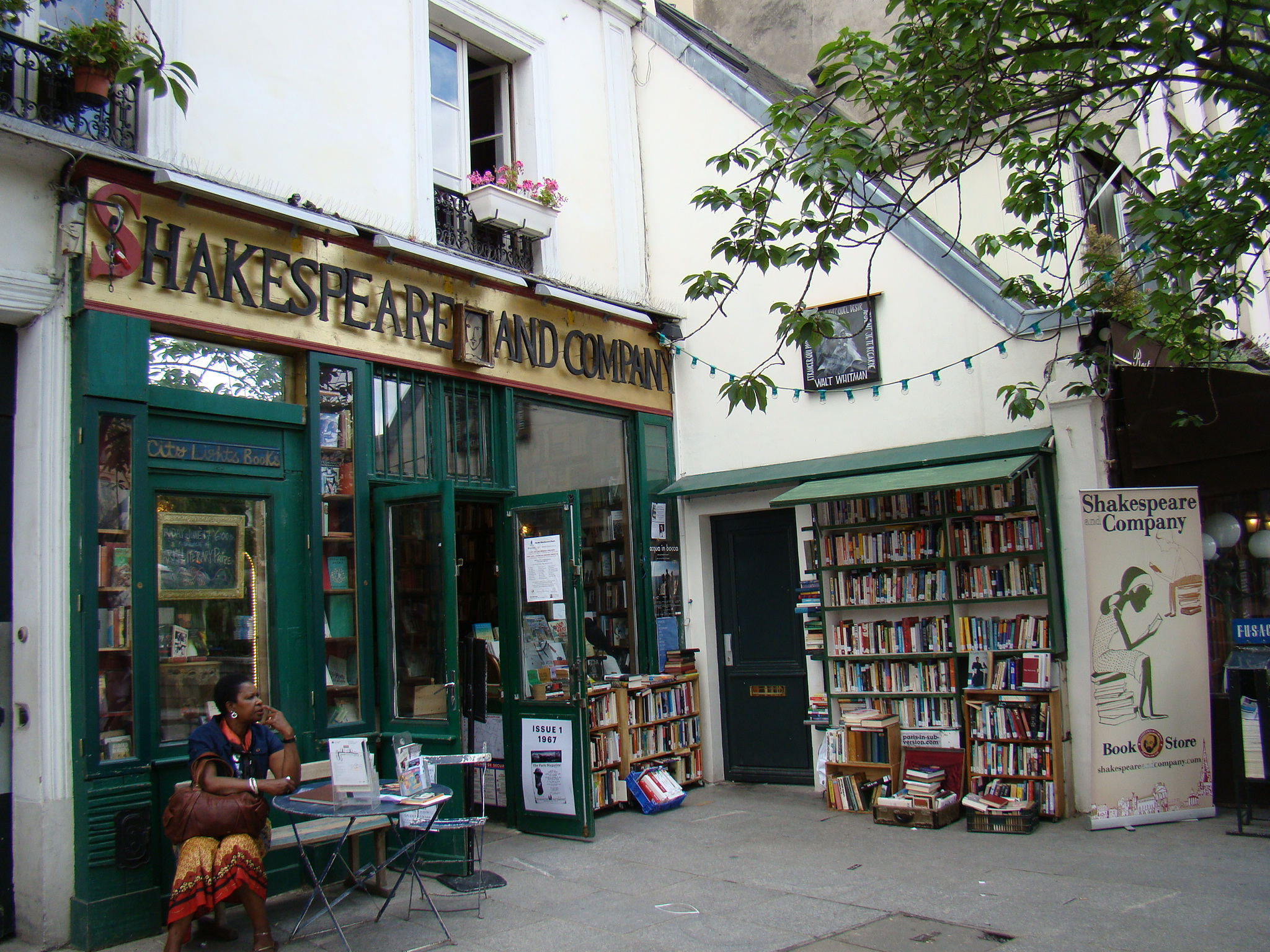 Shakespeare & Co Paris