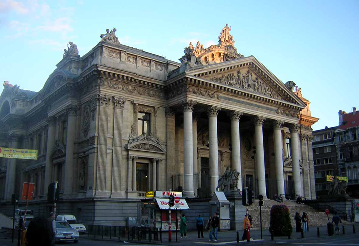 Bourse em Bruxelas