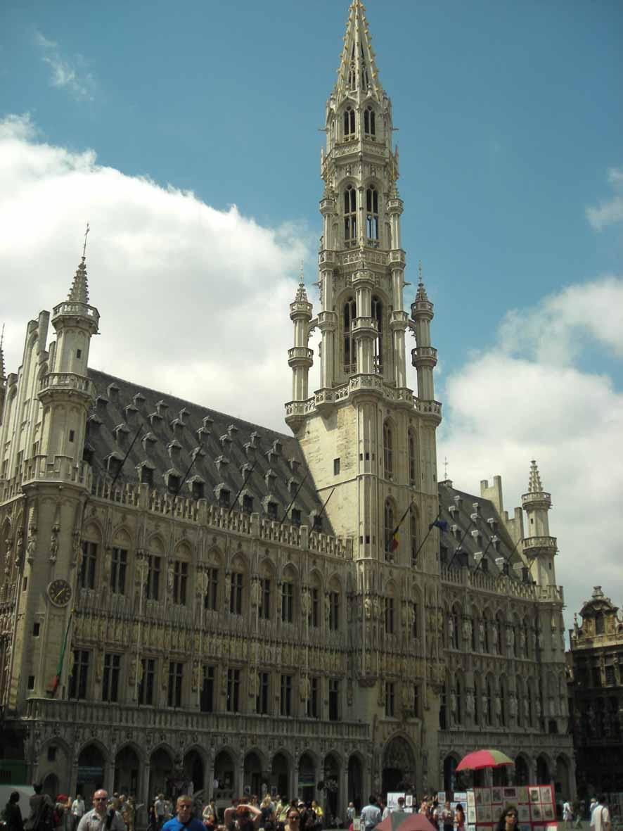 Hotel de Ville - Bruxelas