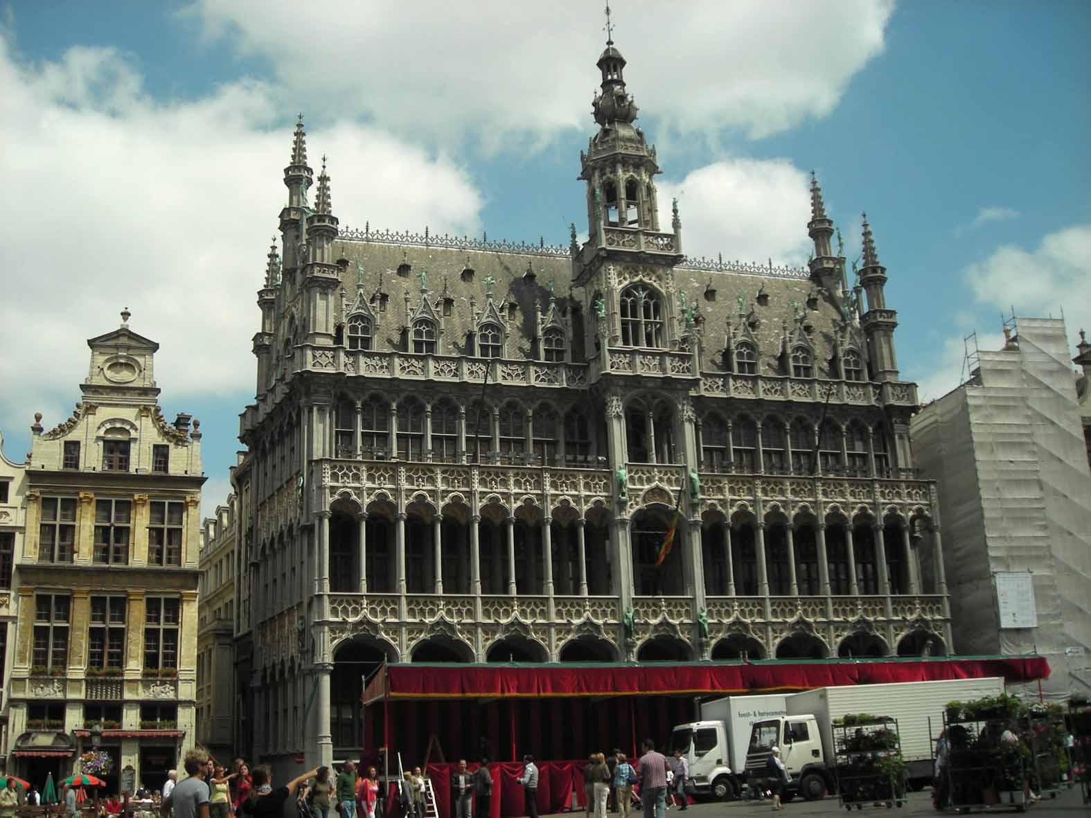 Maison Du Roi - Grand Place - Belgica