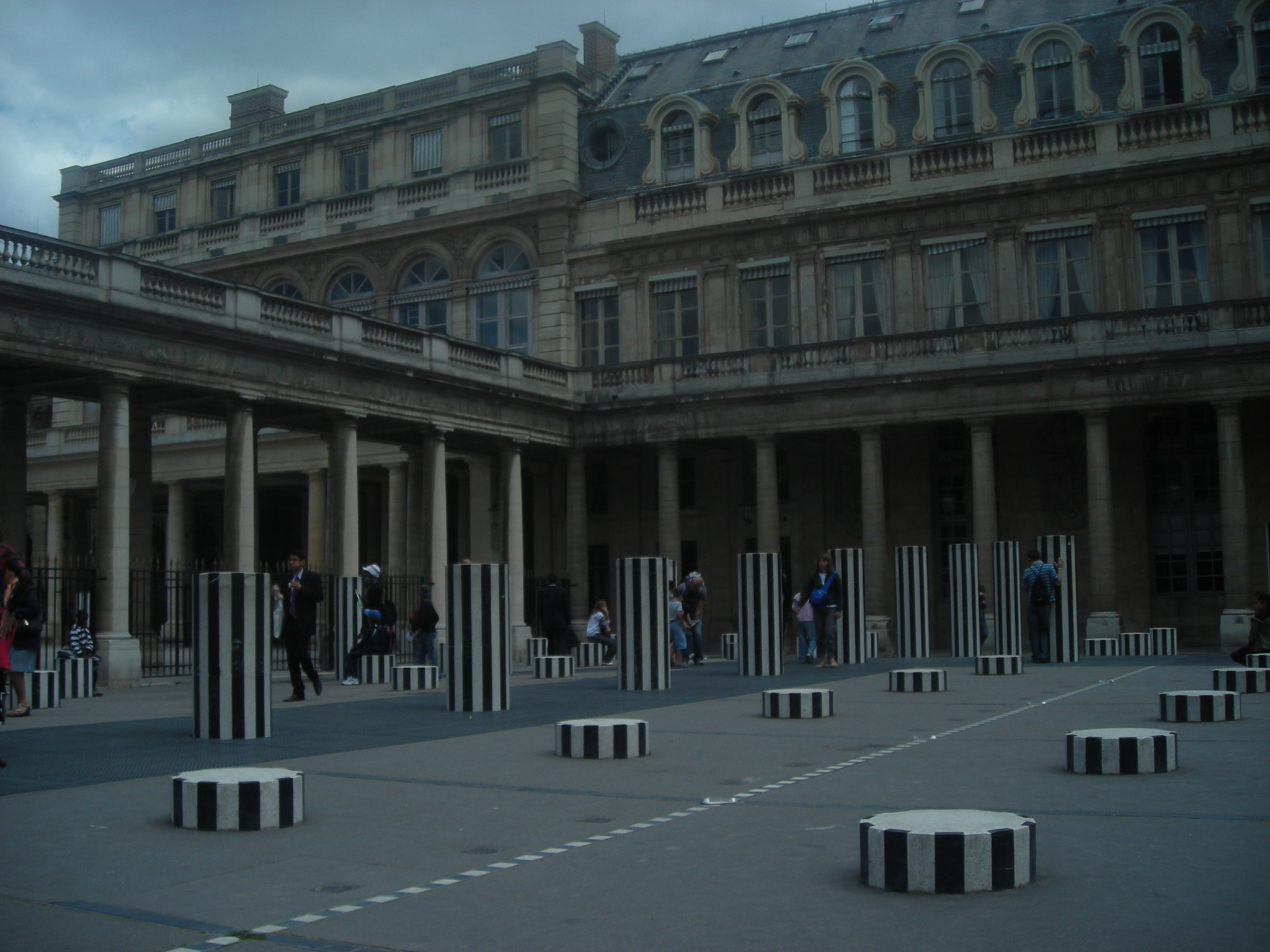 Palais Du Royal - Paris