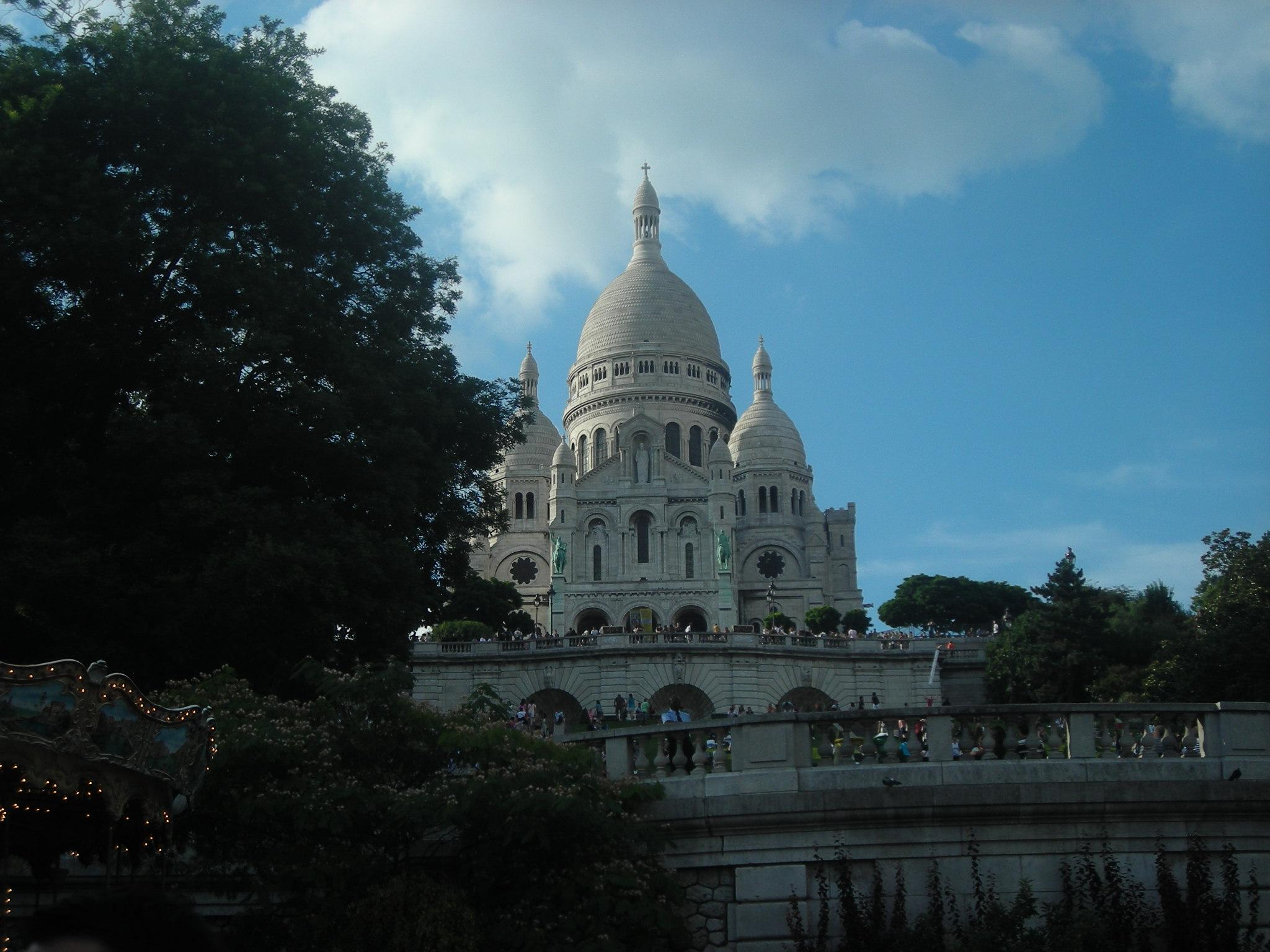 Igreja de Montmatre - Paris