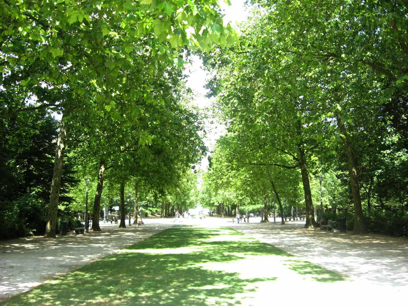 Parc de Bruxelles Warande