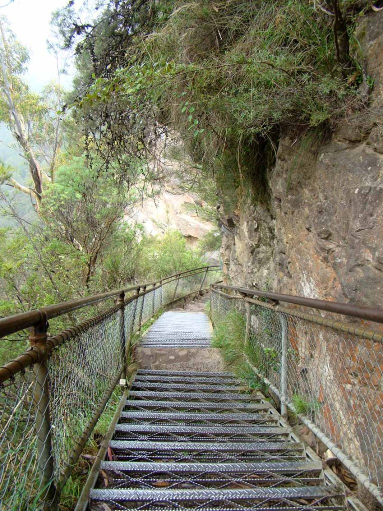 Giant Stairway - Blue Mountains