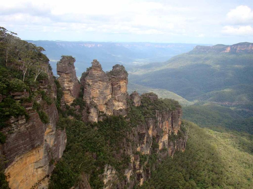 As três irmãs - Katoomba - Australia