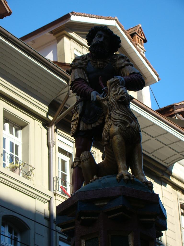 Fonte em Berna