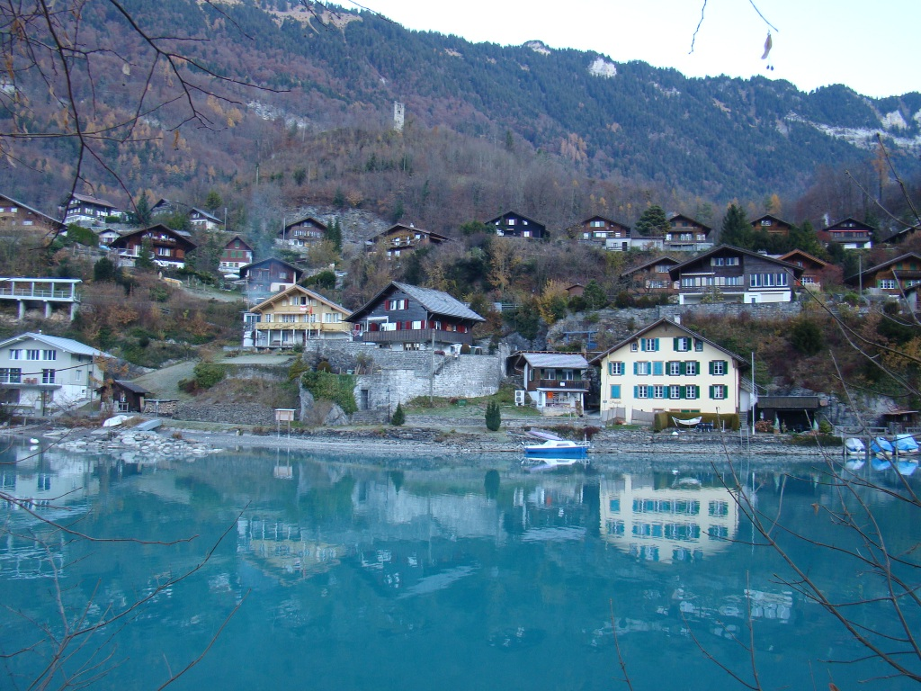 Lago Briezier - Interlaken