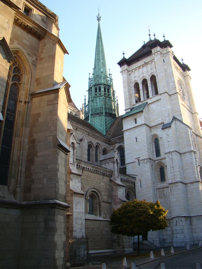Catedral de Saint-Pierre - Genebra