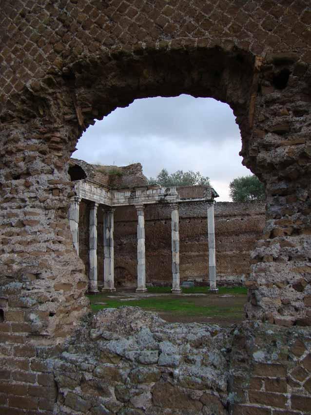 Ruínas da Villa Adriana - Tivoli