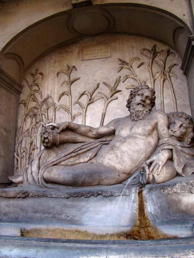 Roma: Uma das Quattro Fontane