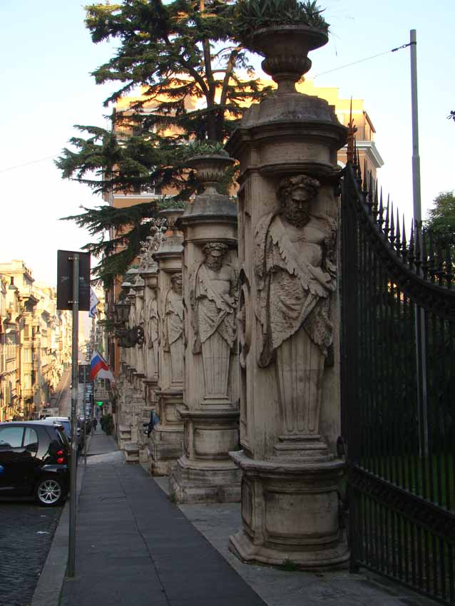 Portão em Roma