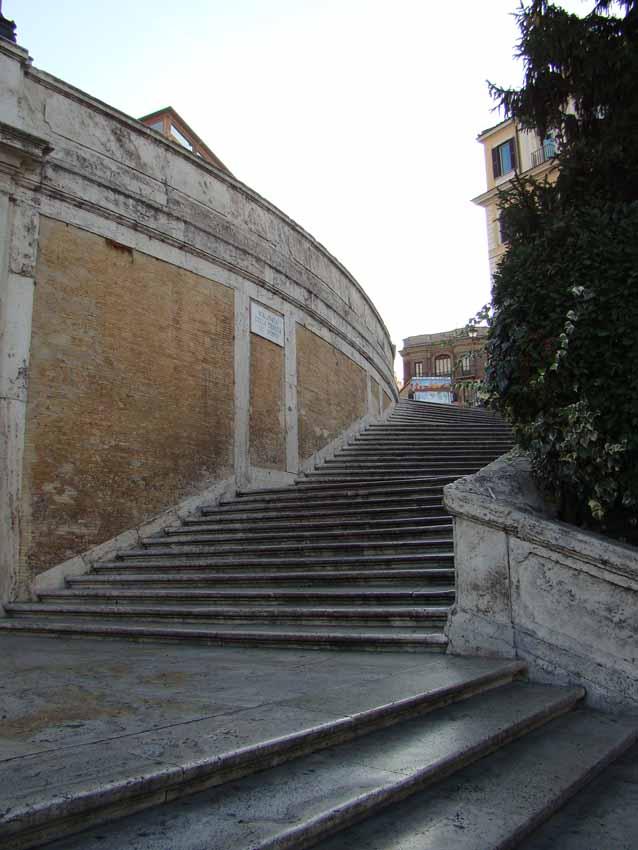 Escadaria de Espanha - Roma