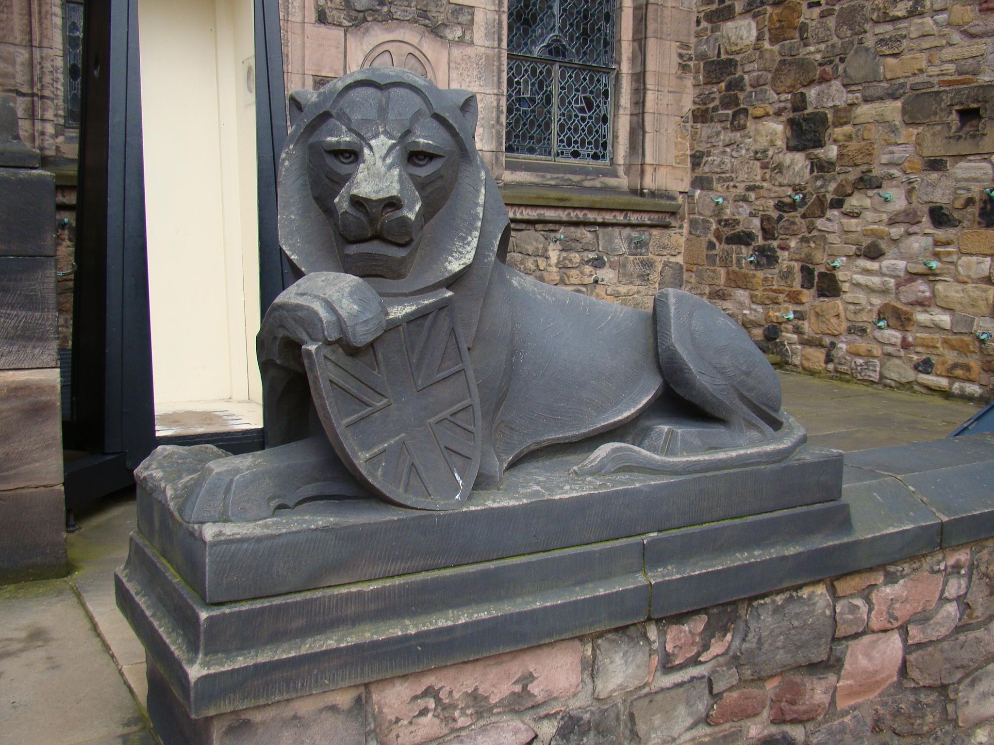 Royal Mile: Castelo de Edimburgo
