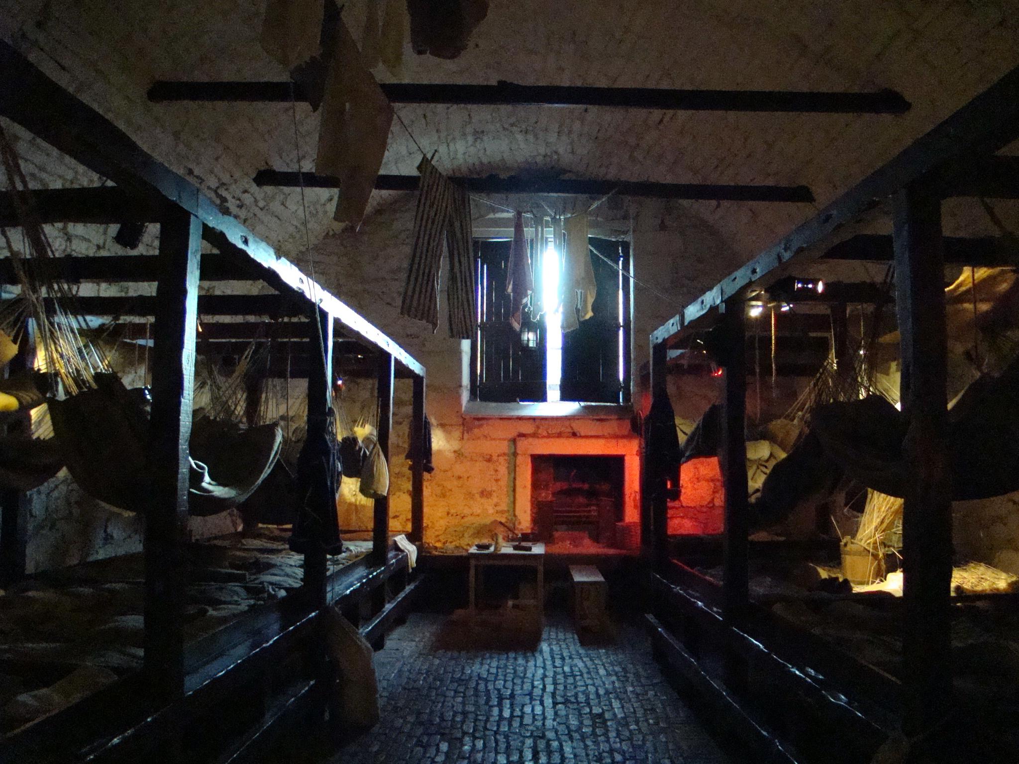 Prisão do castelo de Edimburgo