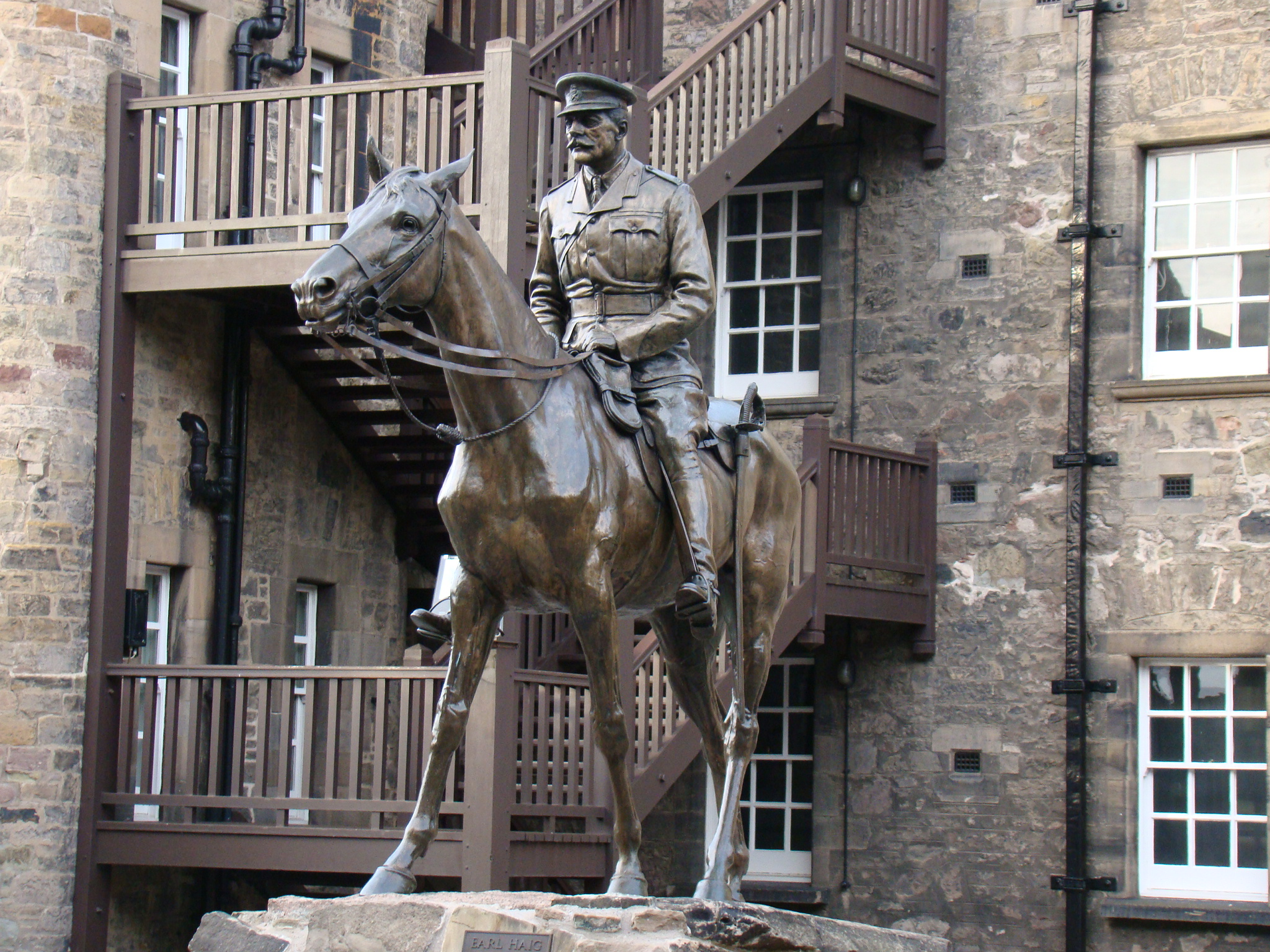 Museu do Exército - Castelo de Edimburgo