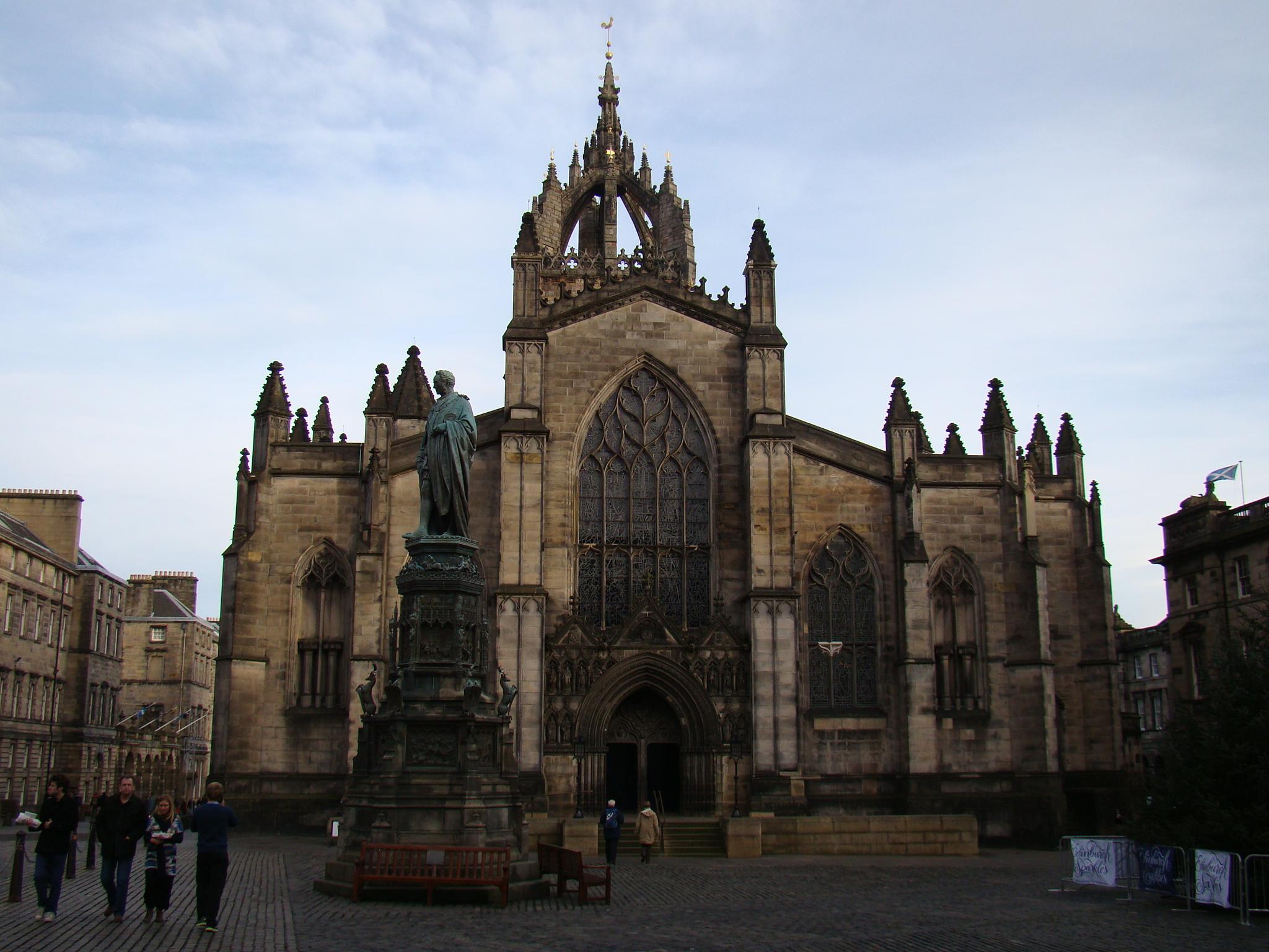 catedral de St. Giles - Edimburgo