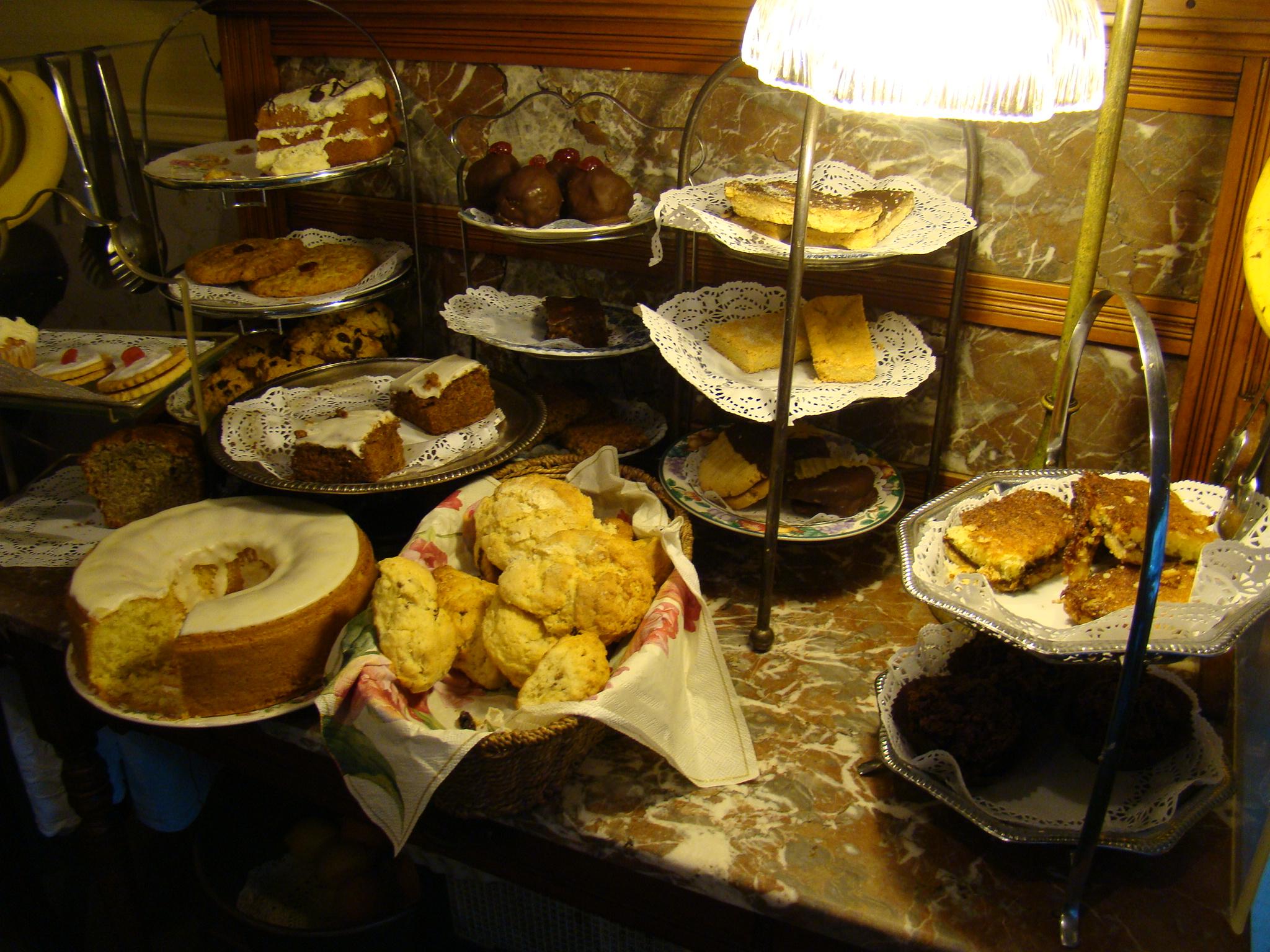 Clarinda's Tea House