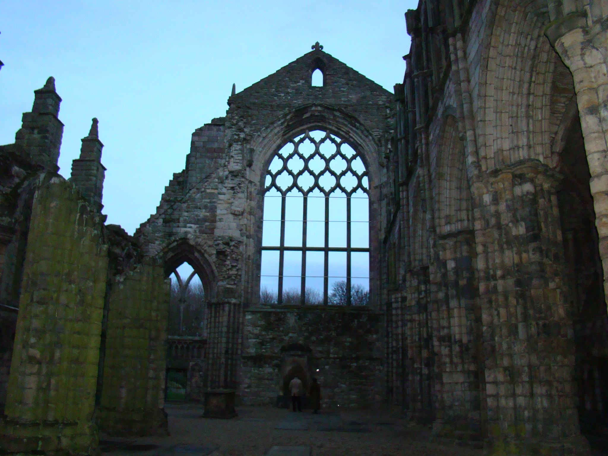 abadia de Holyrood - Edimburgo