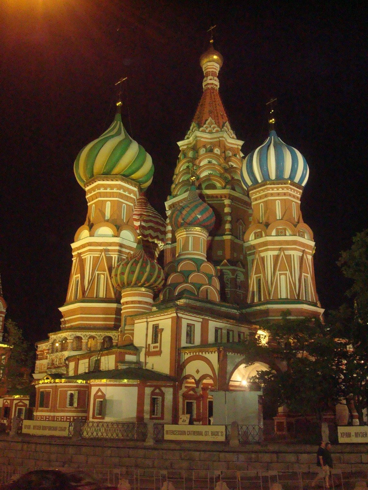 Russia: cadeados em Moscou