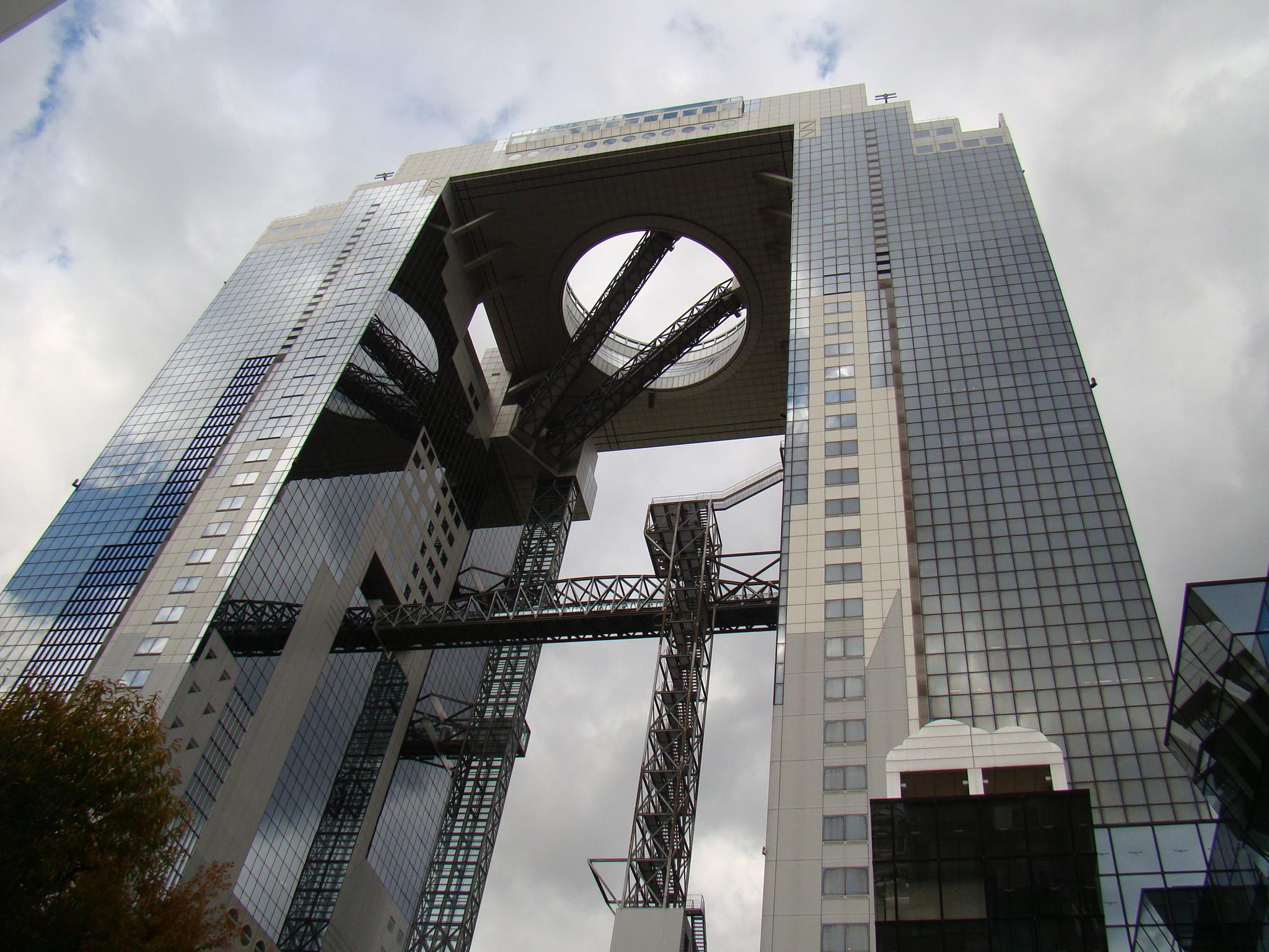 Sky Building - Osaka, Japão