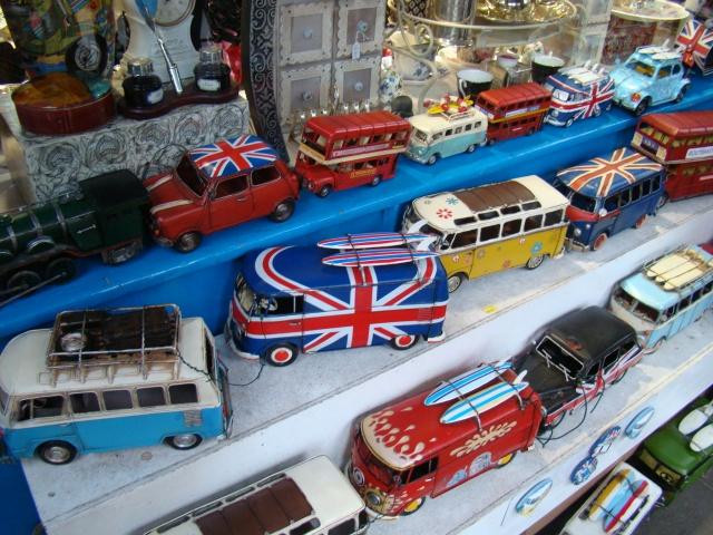 Mercado de rua  - Notting Hill