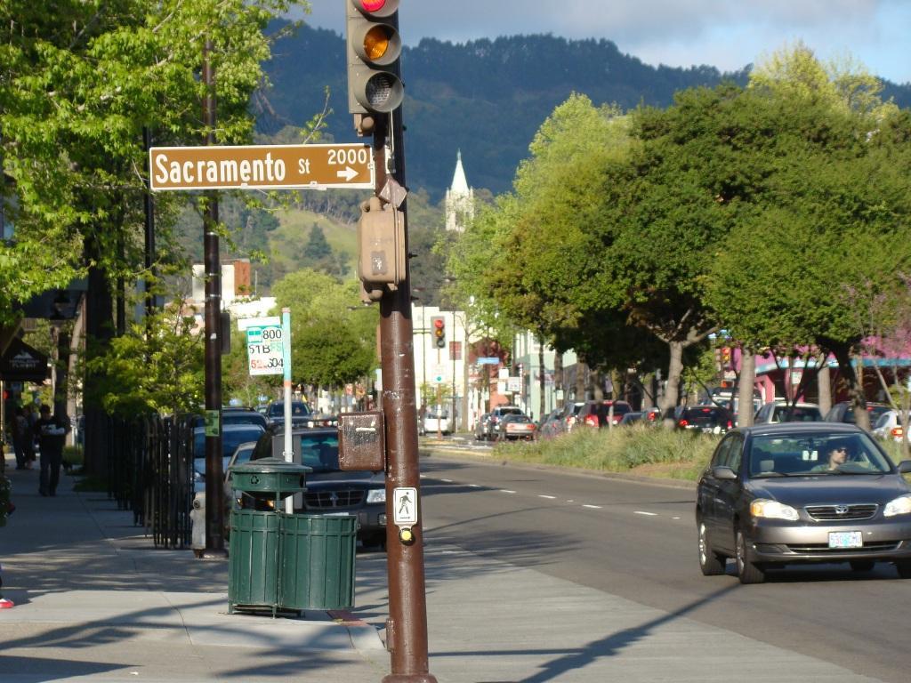 Berkeley - California