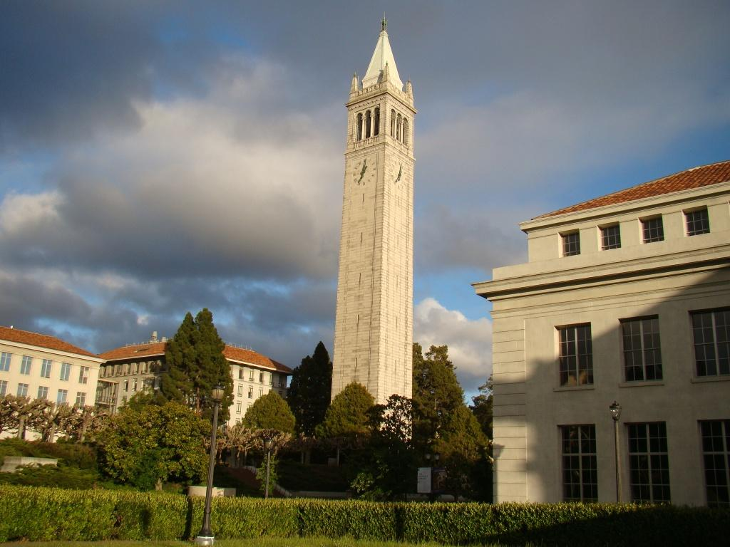 Universidade de Berkeley, California