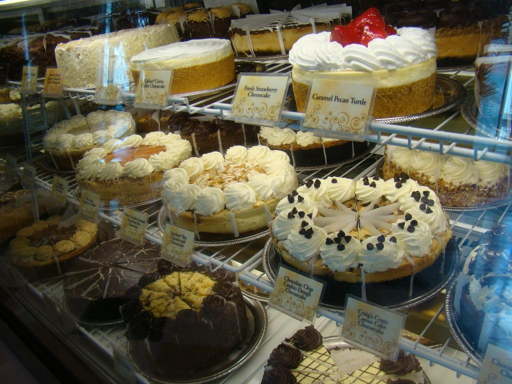 Cheese Cake Factory - São Francisco
