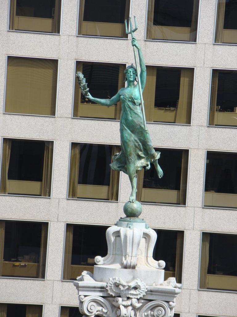 Estátua Union Square - São Francisco