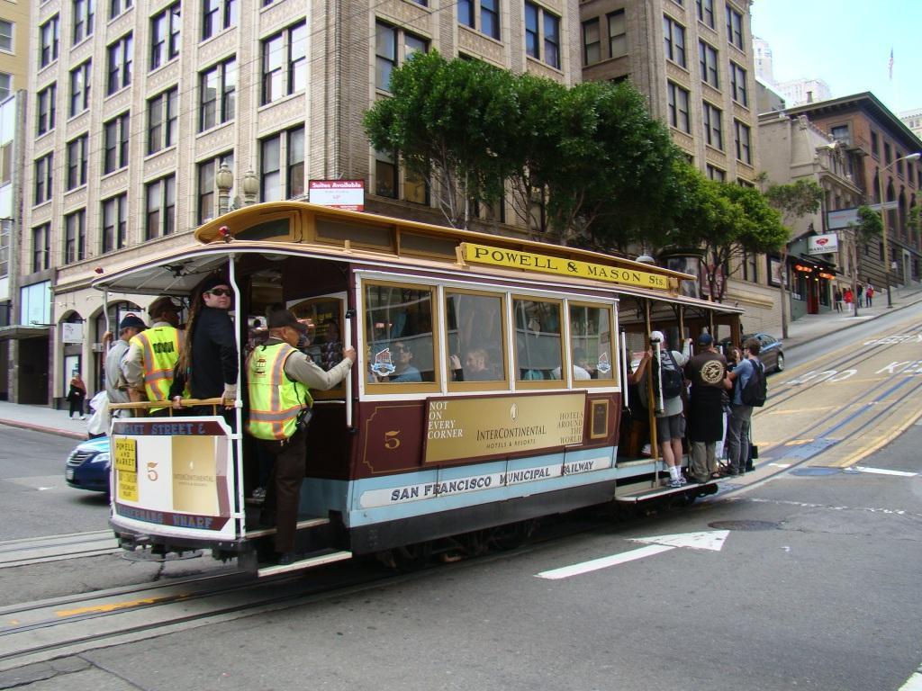 Bonde - São Francisco
